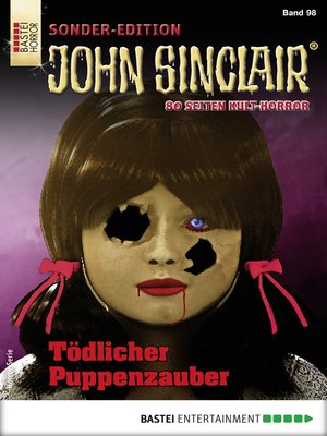 cover image of John Sinclair Sonder-Edition 98--Horror-Serie