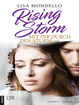 cover image of Rising Storm--Mit dir durch den Sturm
