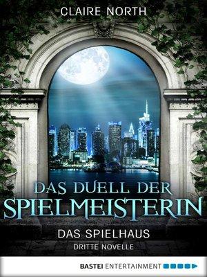 cover image of Das Duell der Spielmeisterin
