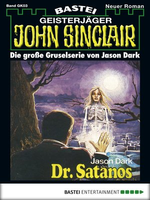 cover image of John Sinclair Gespensterkrimi--Folge 03