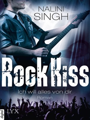 cover image of Rock Kiss--Ich will alles von dir