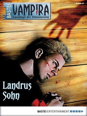 cover image of Vampira--Folge 27