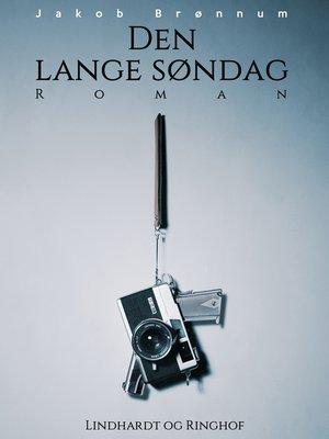 cover image of Den lange søndag
