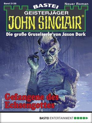 cover image of John Sinclair 2138--Horror-Serie
