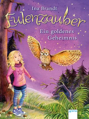 cover image of Eulenzauber (1). Ein goldenes Geheimnis