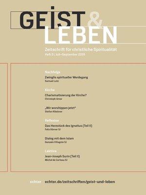 cover image of Geist & Leben 3/2019