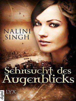 cover image of Sehnsucht des Augenblicks