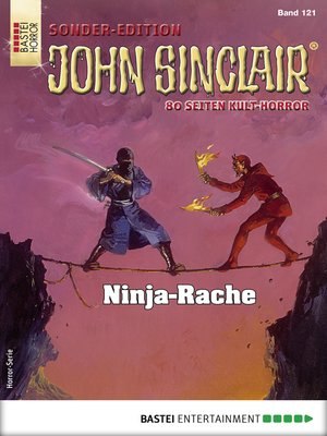 cover image of John Sinclair Sonder-Edition 121--Horror-Serie
