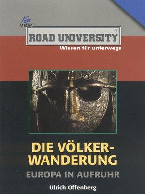 cover image of Die Völkerwanderung