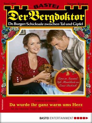 cover image of Der Bergdoktor 1948--Heimatroman