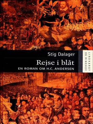 cover image of Rejse i blåt