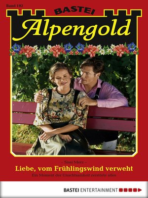 cover image of Alpengold--Folge 192
