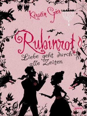 cover image of Rubinrot