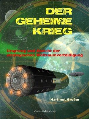 cover image of Der Geheime Krieg