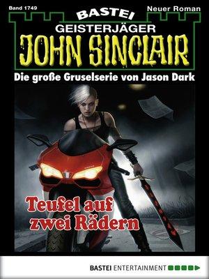 cover image of John Sinclair--Folge 1749