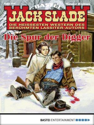 cover image of Jack Slade 894--Western