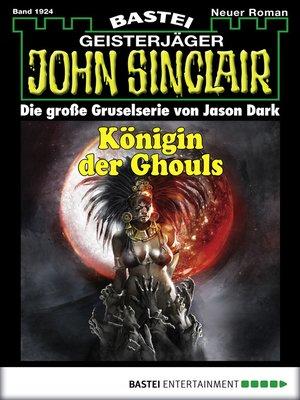 cover image of John Sinclair--Folge 1924