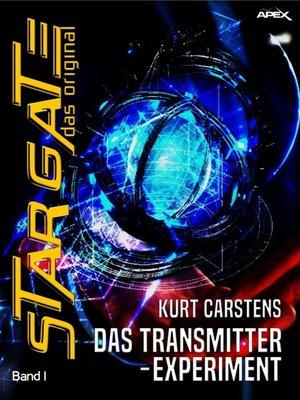 cover image of STAR GATE--DAS ORIGINAL, Band 1