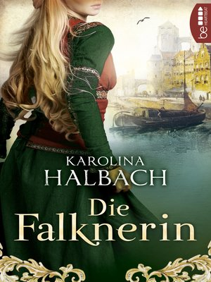 cover image of Die Falknerin