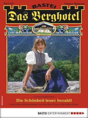 cover image of Das Berghotel 169--Heimatroman