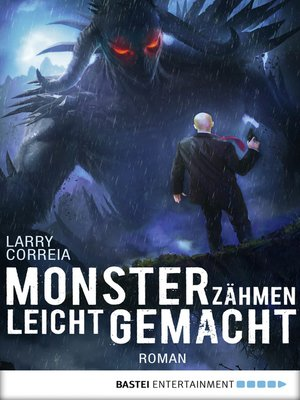 cover image of Monsterzähmen leicht gemacht