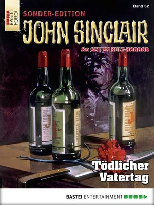 cover image of John Sinclair Sonder-Edition--Folge 052