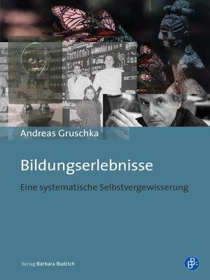 cover image of Bildungserlebnisse