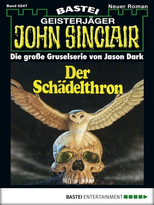 cover image of John Sinclair--Folge 0247