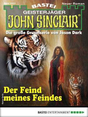 cover image of John Sinclair 2103--Horror-Serie