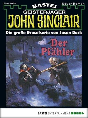 cover image of John Sinclair--Folge 0033