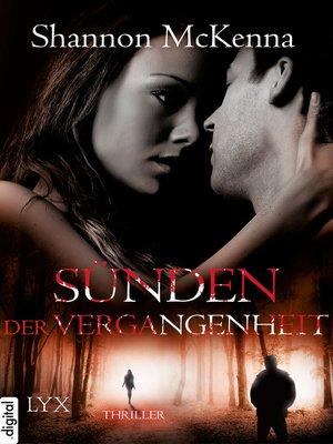cover image of Sünden der Vergangenheit