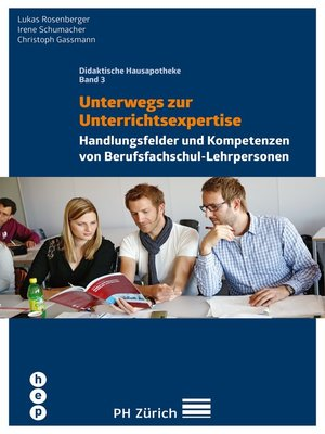 cover image of Unterwegs zur Unterrichtsexpertise