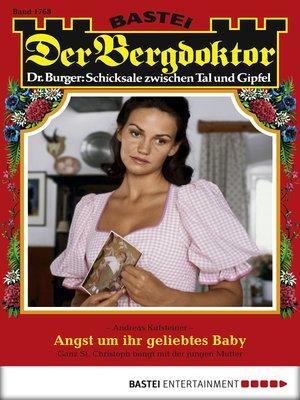 cover image of Der Bergdoktor--Folge 1768