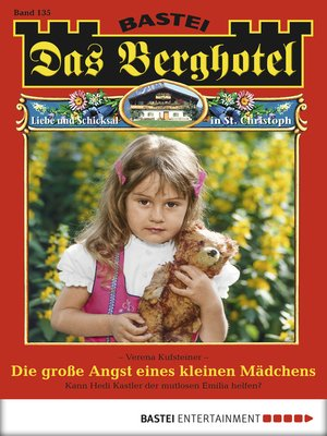 cover image of Das Berghotel--Folge 135