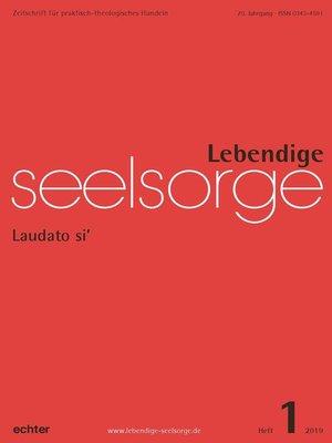 cover image of Lebendige Seelsorge 1/2019