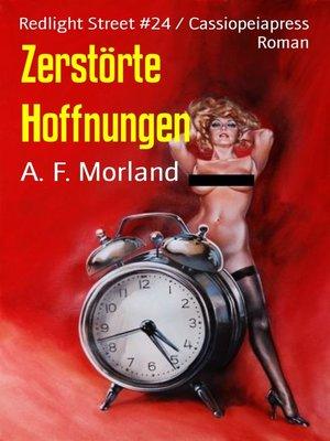 cover image of Zerstörte Hoffnungen