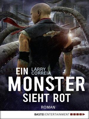 cover image of Ein Monster sieht rot