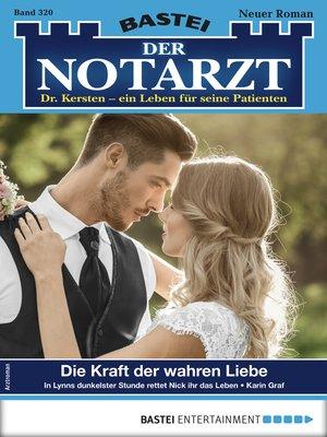 cover image of Der Notarzt 320--Arztroman