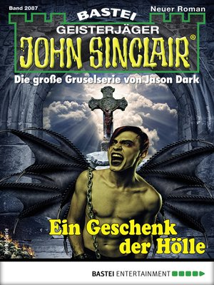 cover image of John Sinclair 2087--Horror-Serie