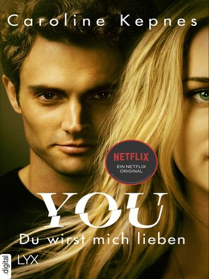 cover image of YOU--Du wirst mich lieben