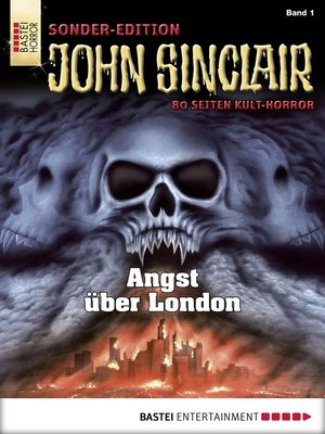 cover image of John Sinclair Sonder-Edition--Folge 001