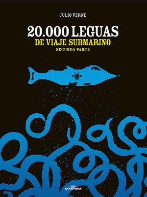 cover image of 20 mil leguas de viaje submarino