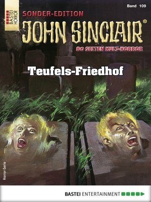 cover image of John Sinclair Sonder-Edition 109--Horror-Serie