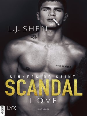 cover image of Scandal Love