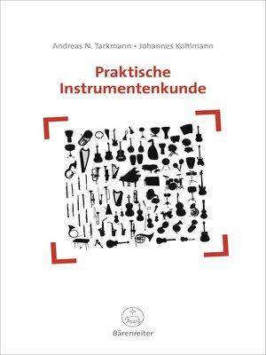 cover image of Praktische Instrumentenkunde