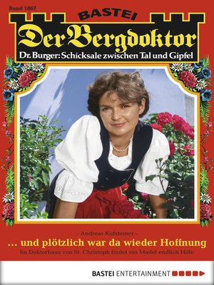 cover image of Der Bergdoktor--Folge 1867