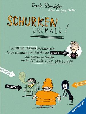 cover image of Schurken überall!