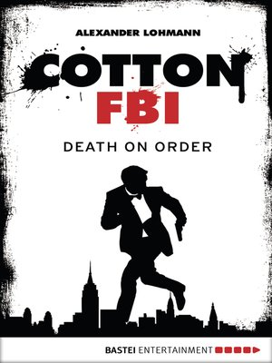 cover image of Cotton FBI 01, Ep. 11
