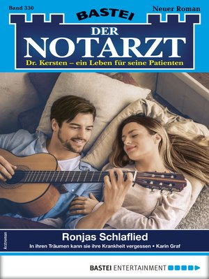 cover image of Der Notarzt 330--Arztroman