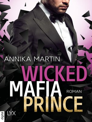 cover image of Wicked Mafia Prince